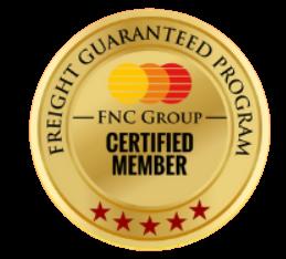 EMKO is FNC Freight Guaranteed Program Member